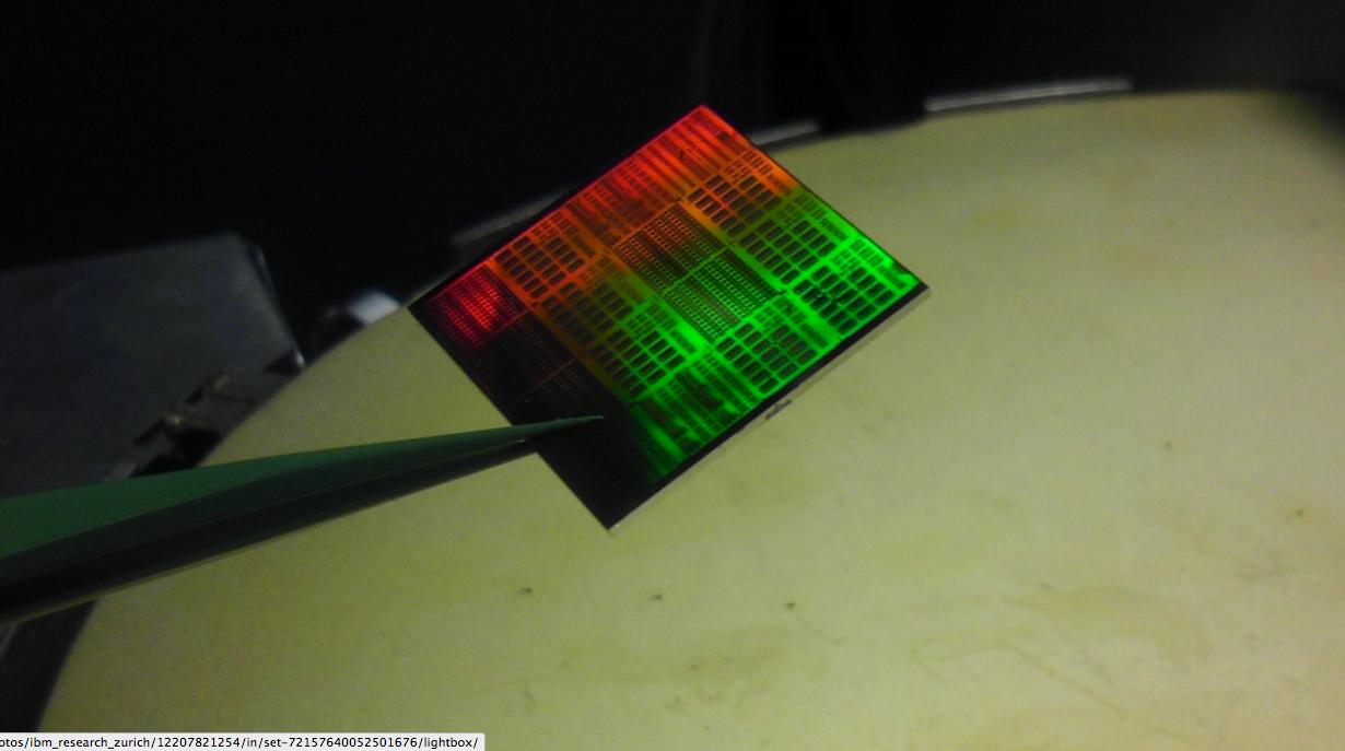 IBM construiește circuite din carbon ca alternativă la siliciu