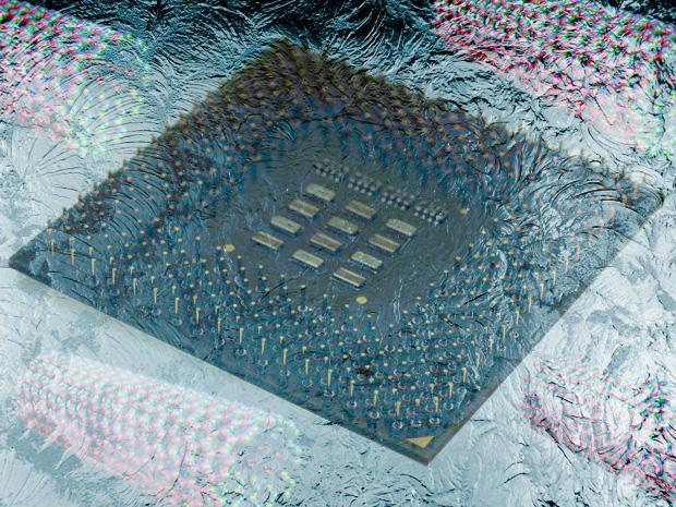 Intel și Berkley lucrează la sisteme de răcire microscopice