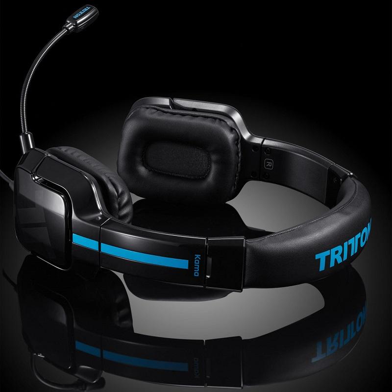 Mad Catz livrează headest-ul TRITTON Kama pentru PS 4 și PS Vita