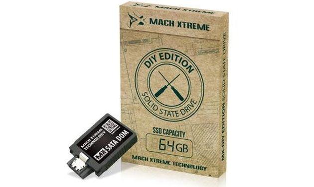 Mach Xtreme DIY Edition SSD