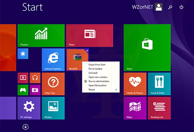 Microsoft Windows 8.1 update 1