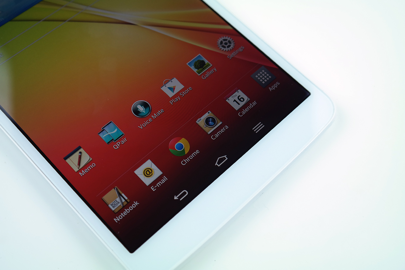 REVIEW LG GPad 8.3 Android