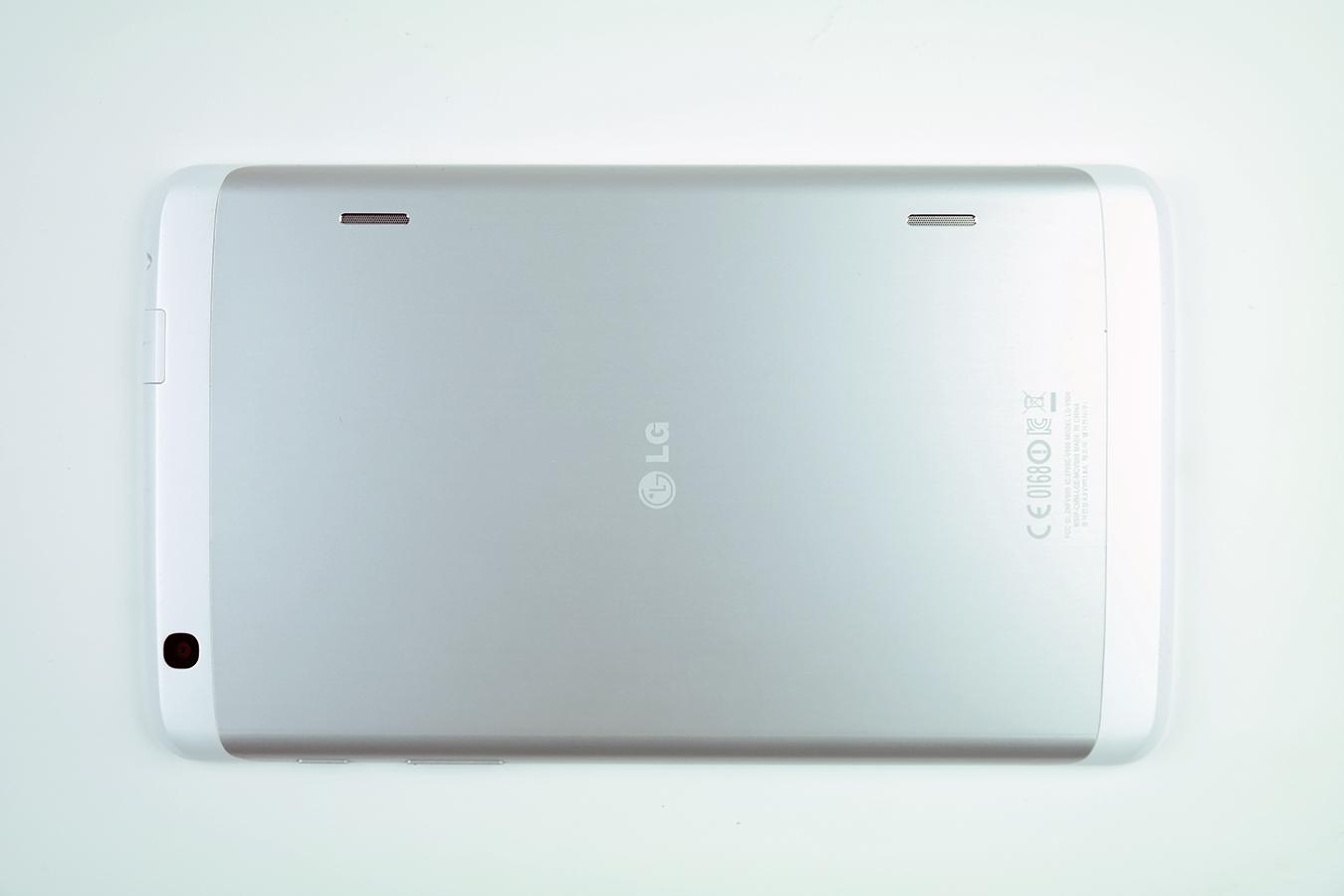 REVIEW LG GPad 8.3 Spate Carcasa