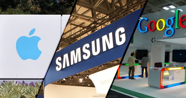 Samsung Google Patente Apple intelegere