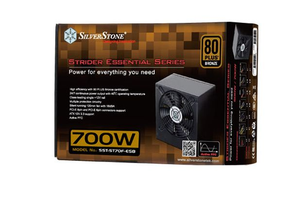 SilverStone 700 W