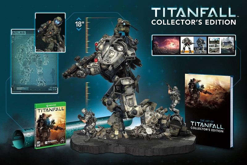 EA aduce multe materiale promoționale Titanfall, înainte de lansare