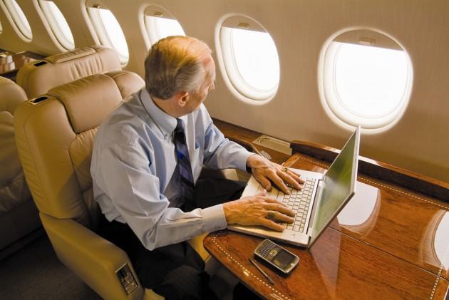 WiFi Internet Avion