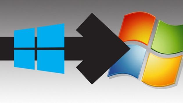 Windows 8 downgrade right windows 7