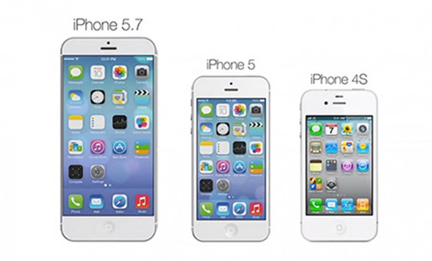 apple iphone 5s 6 phablet