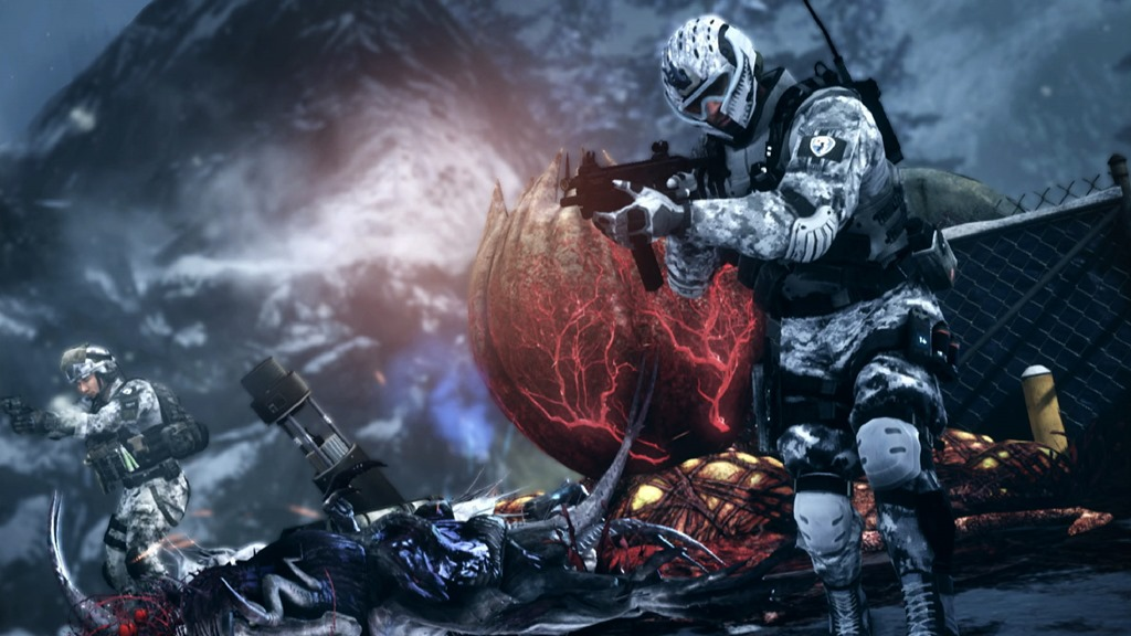 Noul DLC Call Of Duty: Ghosts Extinction: Nightfall are un nume prea lung