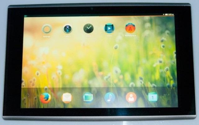 Primele tablete cu Firefox OS se află în faza de testare