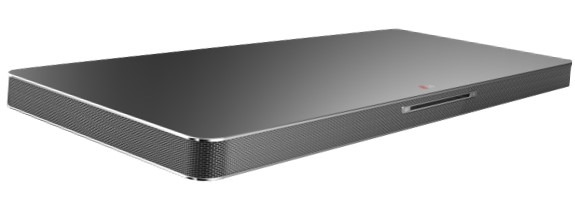 LG SoundPlate combină inteligent un media center şi un sistem audio