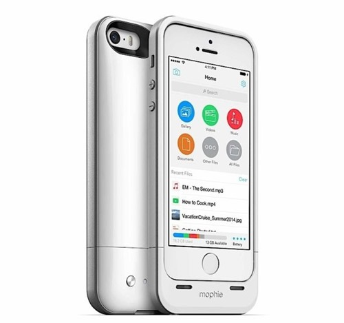 mophie space pack iphone battery