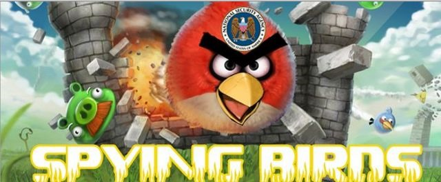 Hackerii transformă site-ul Angry Birds în Spying Birds