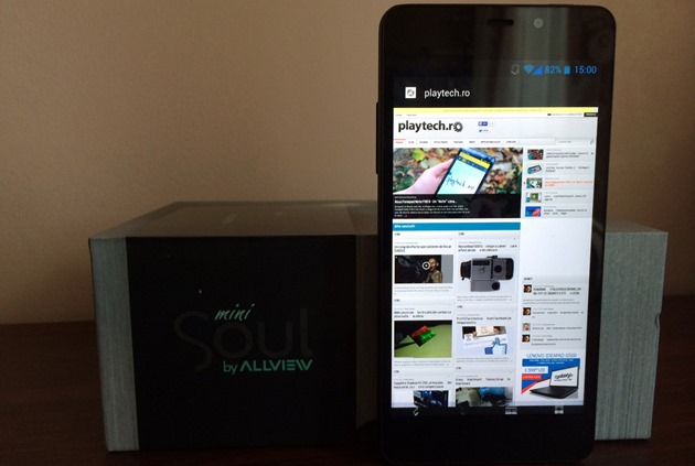 Allview x1 soul mini review 2