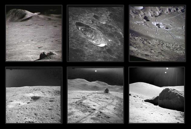 Apollo 15 misiune hasselblad