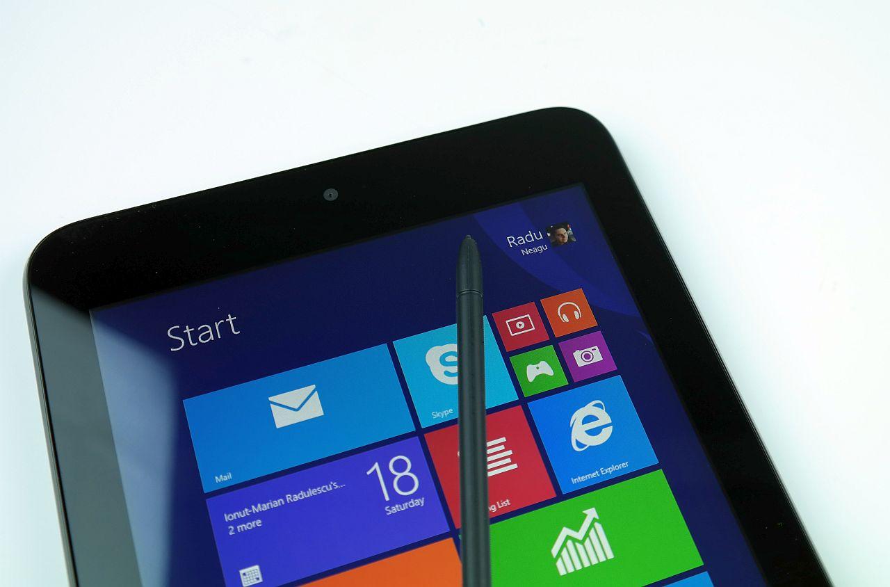 """Asus VivoTab Note 8 – Windows 8.1 Pro și 8 inci pe o tabletă bună de """"Note""""-at [REVIEW]"""