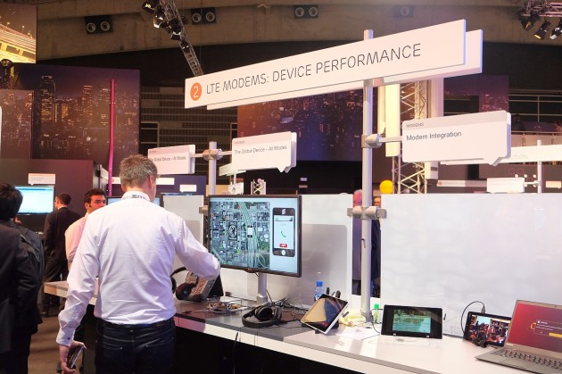 Ericsson MWC 2014