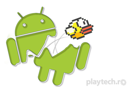 Flappy Bird malitios Android si IOS
