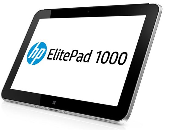HP elitepad 1000 tableta business