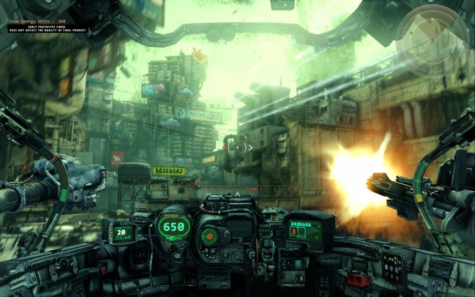 Hawken, shooter Free-To-Play, se mută pe Steam