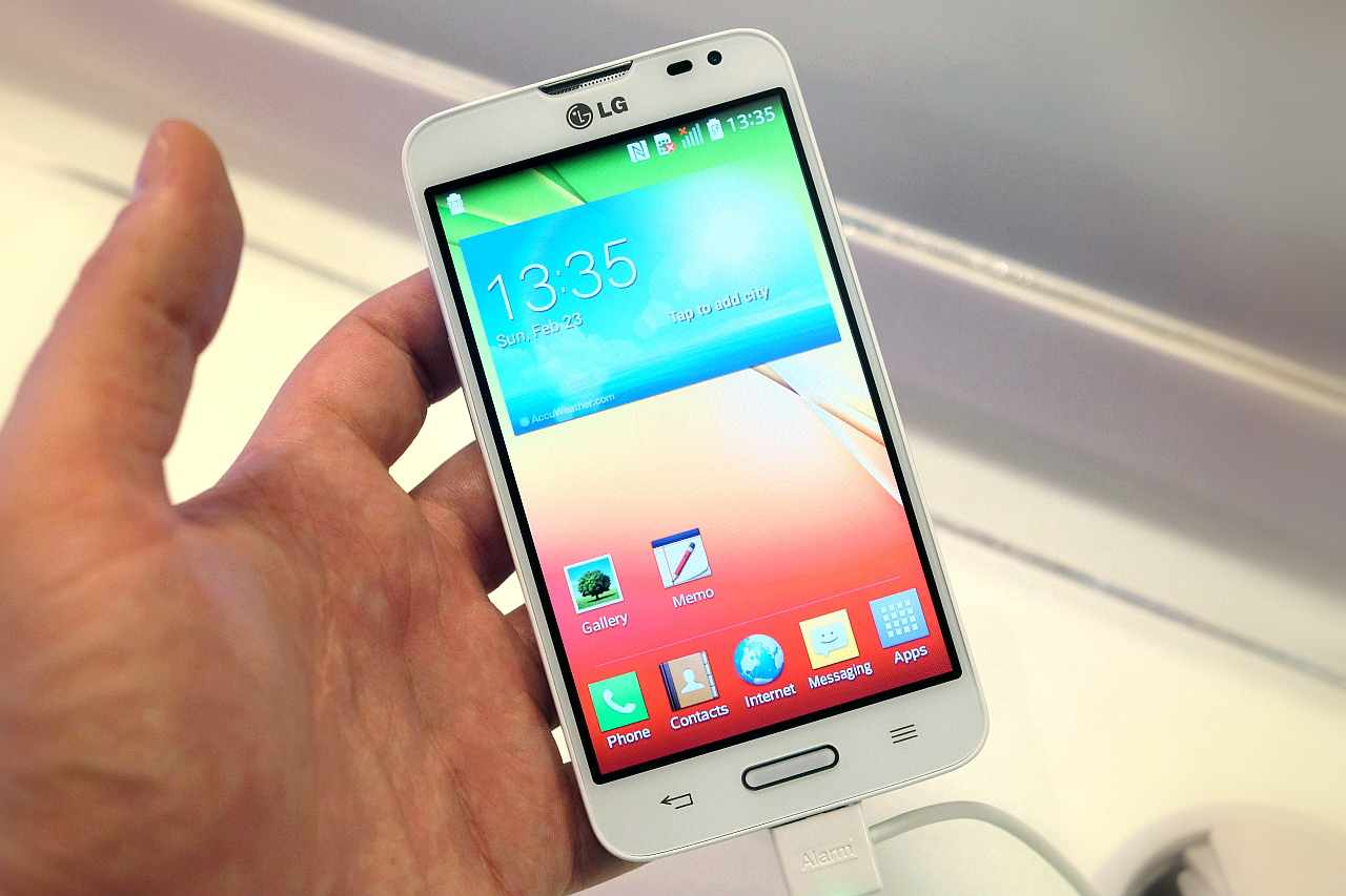 LG L70 Hands-on