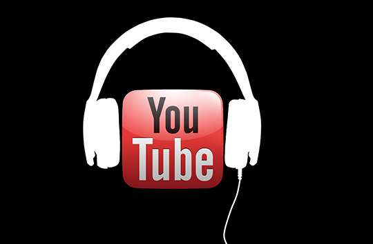 Muzica pe You Tube
