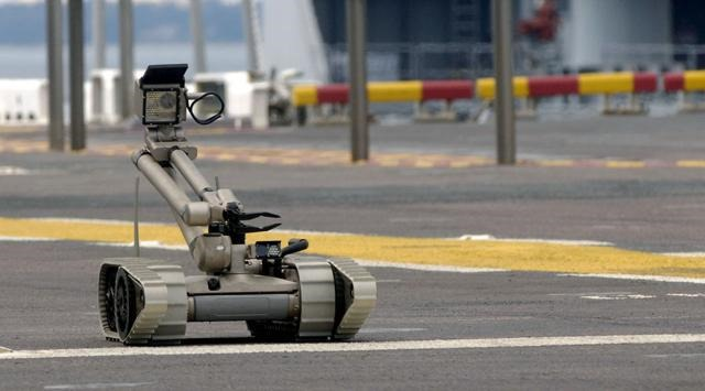 Cupa mondială desfăşurată în Brazilia va fi supravegheată de roboţi