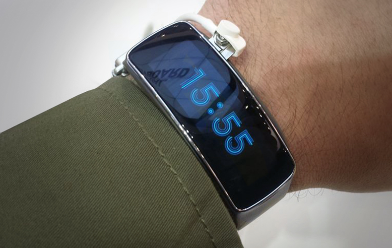 Preview Samsung Gear Fit