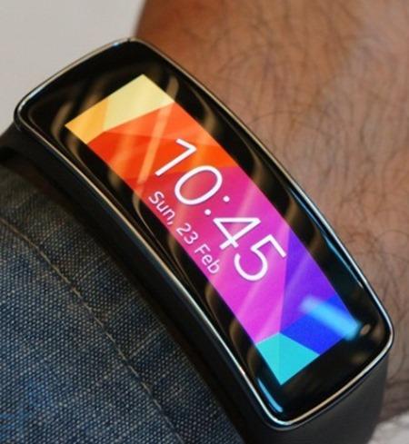 Samsung Galaxy Gear Fit 1
