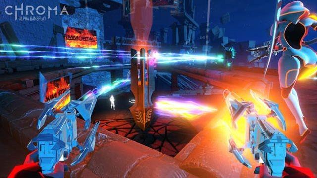 Creatorii Guitar Hero lucrează intens la un shooter cu ritm – Chroma