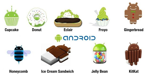 google Android all-versions certificare