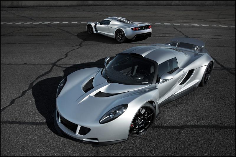 Cel mai rapid autoturism de serie din lume este un Hennesy Venom GT [VIDEO]