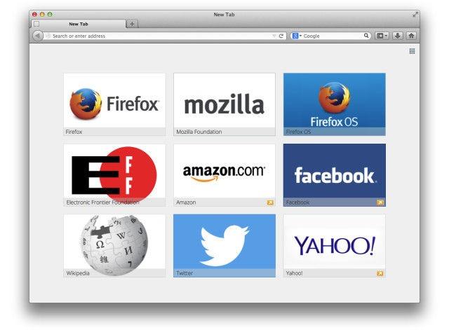 Următorul Mozilla Firefox vine din start cu reclame