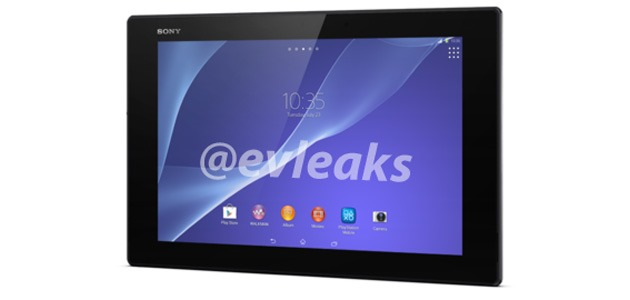 Sony Xperia Tablet Z2 arată foarte bine în poze