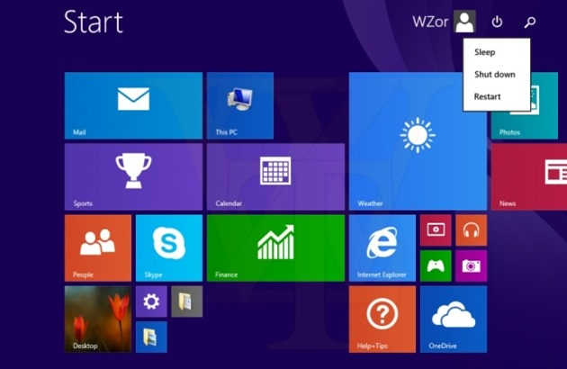 windows-8-1-update-1 leak online piraterie