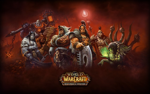 world of warcraft warlords-of-draenor