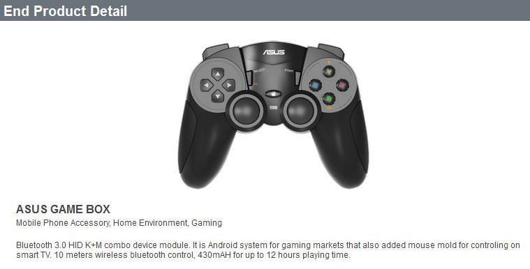 ASUS ar putea dezvolta un dispozitiv de gaming cu Android