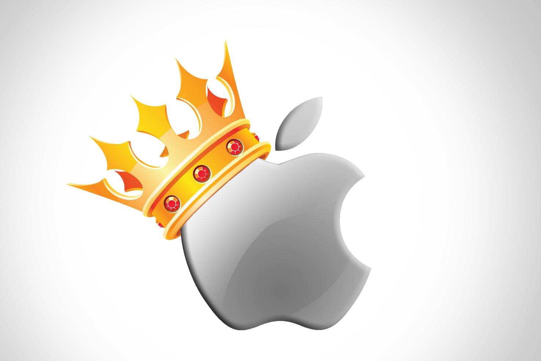 Apple ramane in top