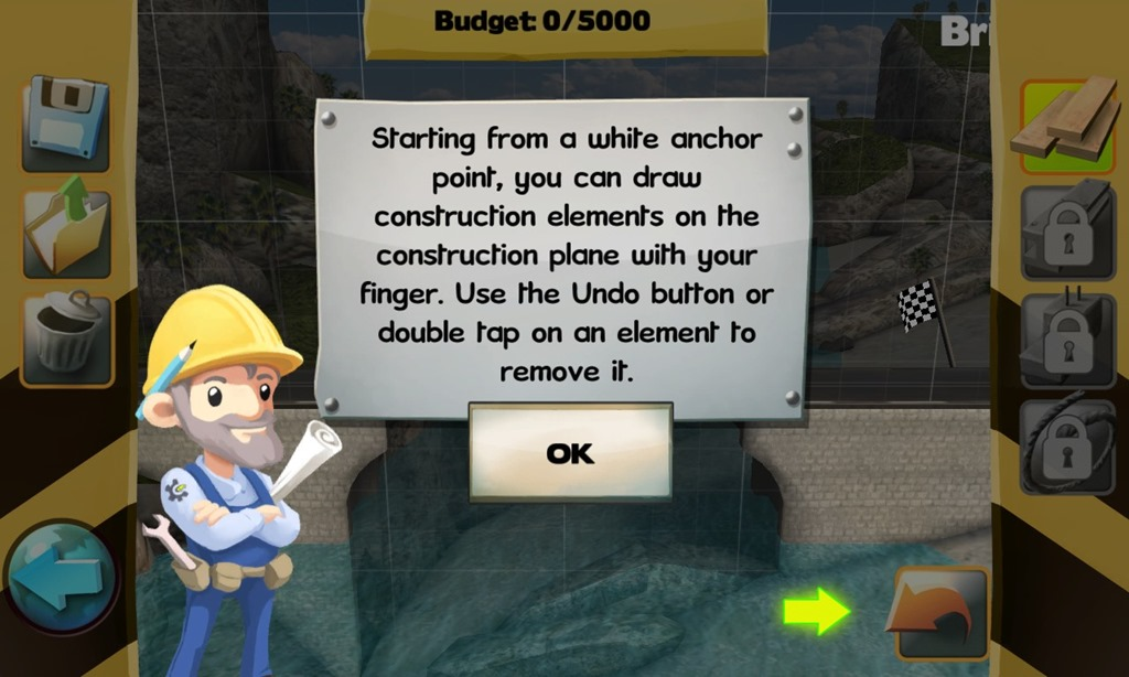 Popularul Bridge Constructor ajunge pe Windows Phone