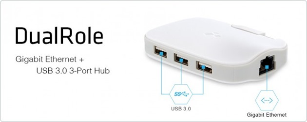 Dual Role accesoriu hubs usb 3.0 surface ethernet adapter