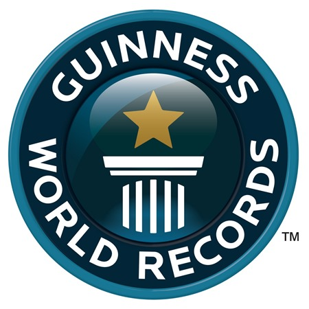 Guiness world book of records record tastare cu nasul
