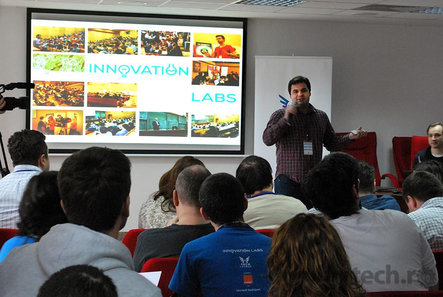 Innovation Labs 2.0: Idei de aplicații la hackaton-ul din București