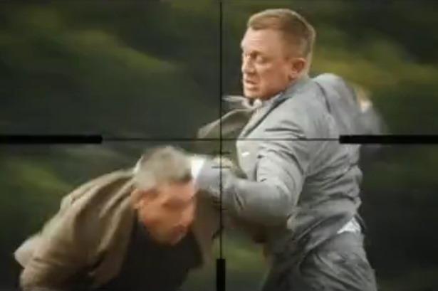 Skyfall – GTA 5: Scena de început din film, recreată cu precizie în joc [VIDEO]