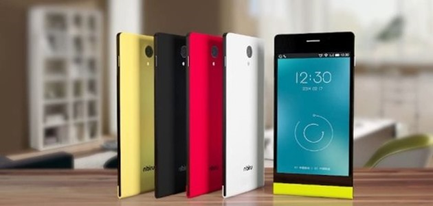 K Touch Nibiru Mars One H1 android octa core smartphone