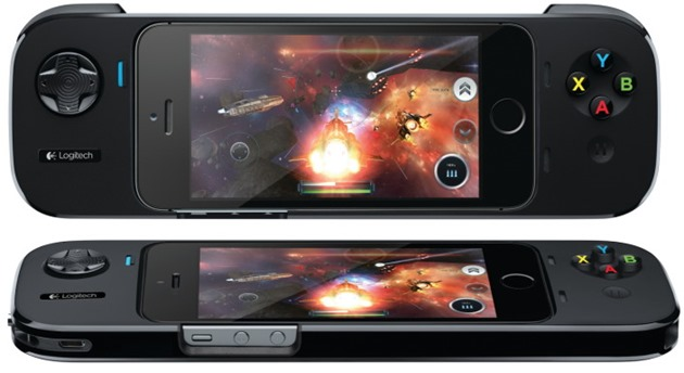 Logitech PowerShell Controller iOS 7 iPhone 1