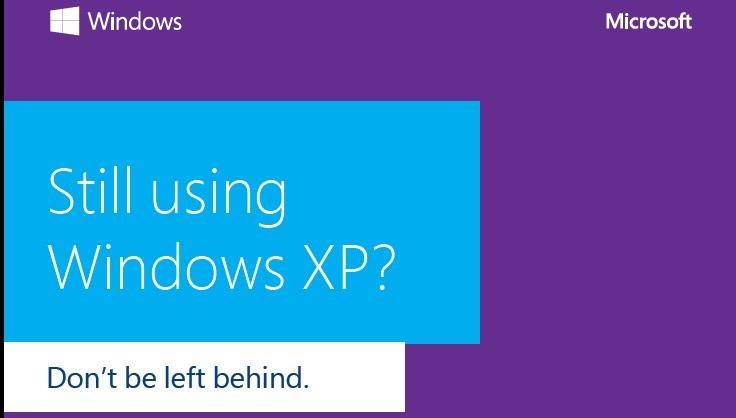 Infografic Microsoft: De ce e bine să renunţaţi la Windows XP