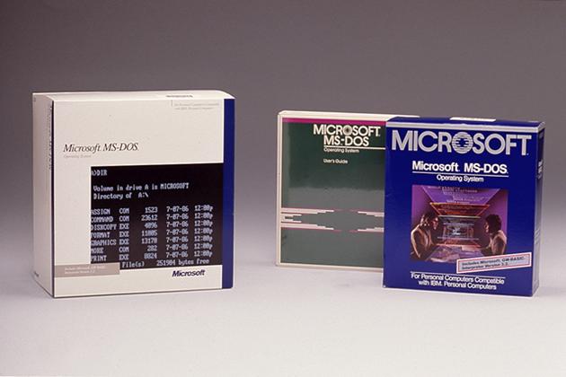 Microsoft face public codul sursă MS-DOS și Word for Windows
