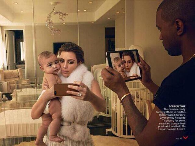 Rezultate dezastruoase în revista Vogue, generate în Photoshop