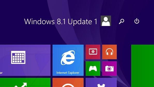 Mult aşteptatul update Windows 8.1 are o dată de lansare